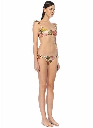 Zimmermann Bikini Krem